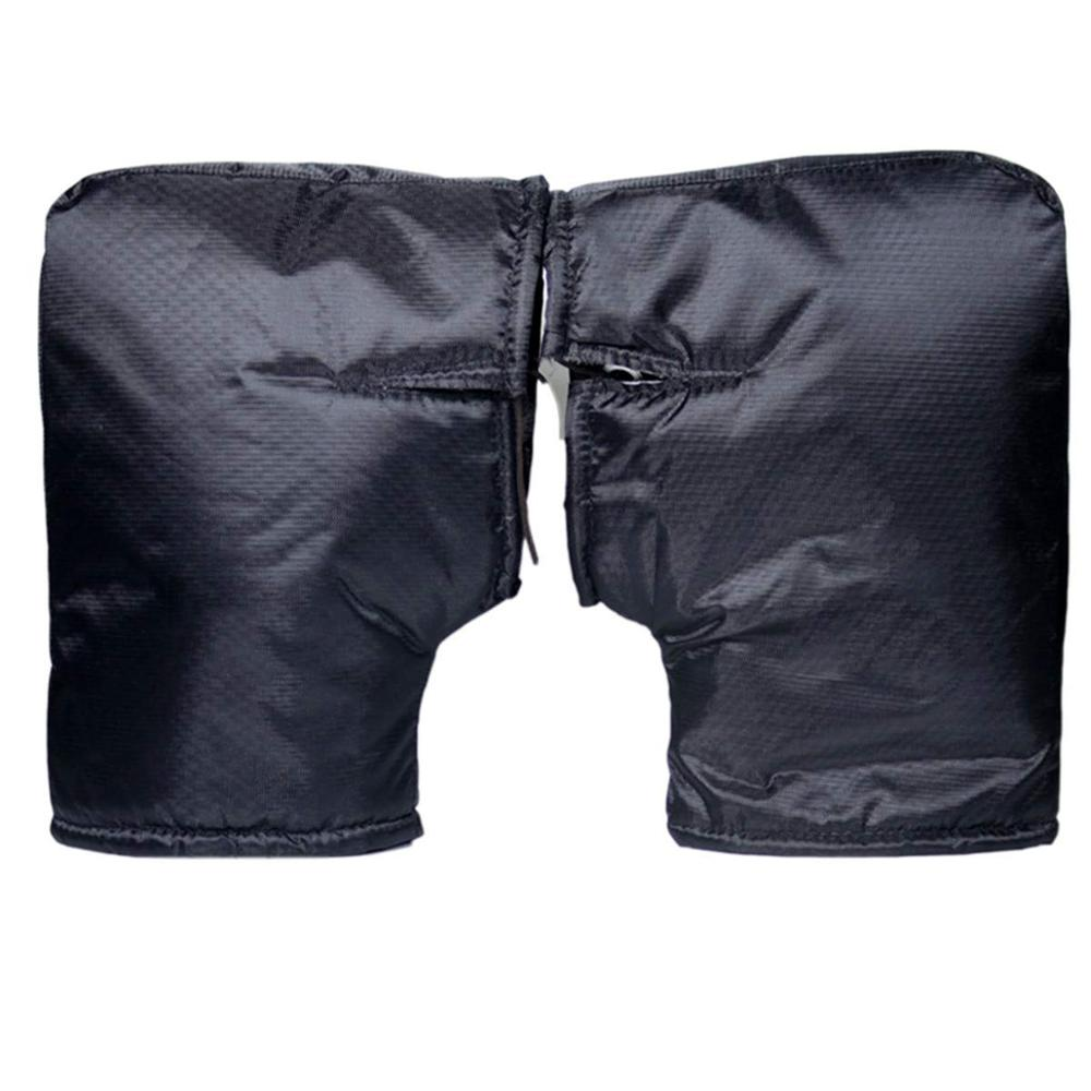 Windproof Motorcycle Handlebar Muff Winter Warmer Thermal Cover Glove