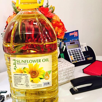 100% PURE Sunflower and vegetable oil