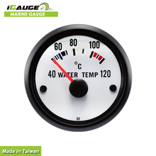 IGauge Thermometer Marine Water Temperature Temp Gauge