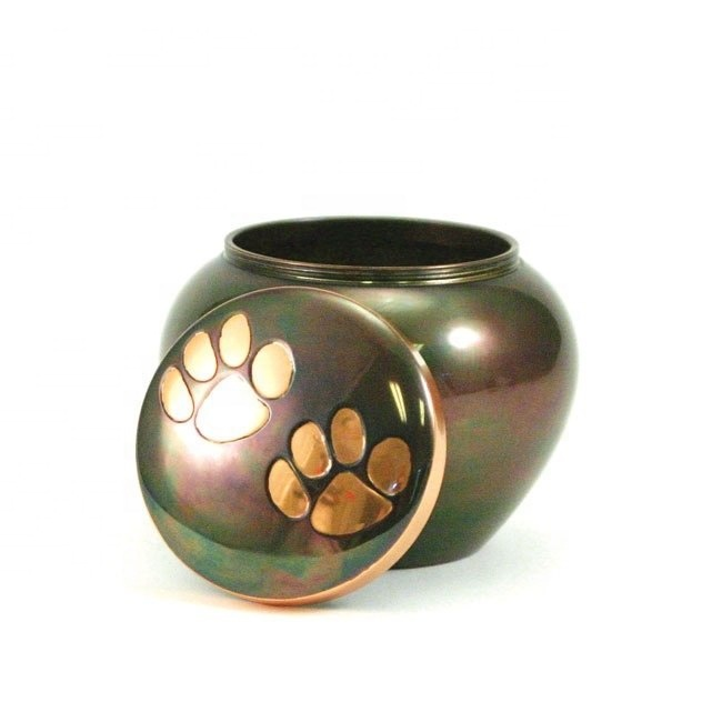 Pet Brown Cenaze Urn