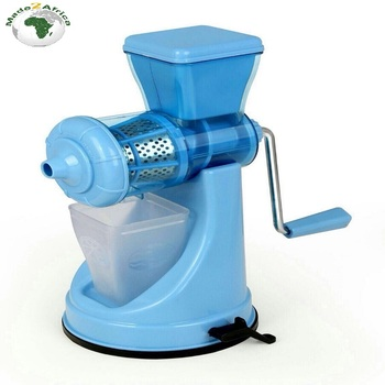 Manual Plastic Juicer Portable manufacturing with reasonable price