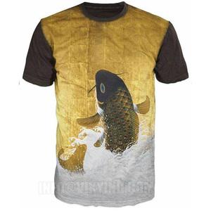 f8e457b2672a Fish T-shirts, Fish T-shirts Suppliers and Manufacturers at Alibaba.com