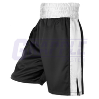 Custom Logo Design Boxing Shorts For Men