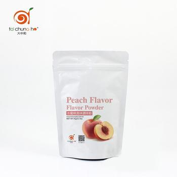 High Quality ISO Peach Flavor Drink Powder