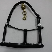 CHẤT LƯỢNG CAO GENUINE LEATHER RỖNG KÊNH <span class=keywords><strong>NGỰA</strong></span> HALTERS