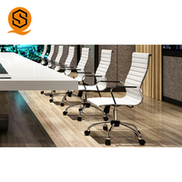 Guangzhou factory wholesale conference table office desk modern for promotion