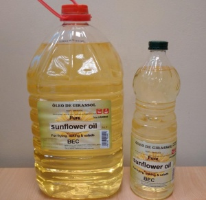 100% pure refined vegetable oil, canola oil, sunflower oil for sale