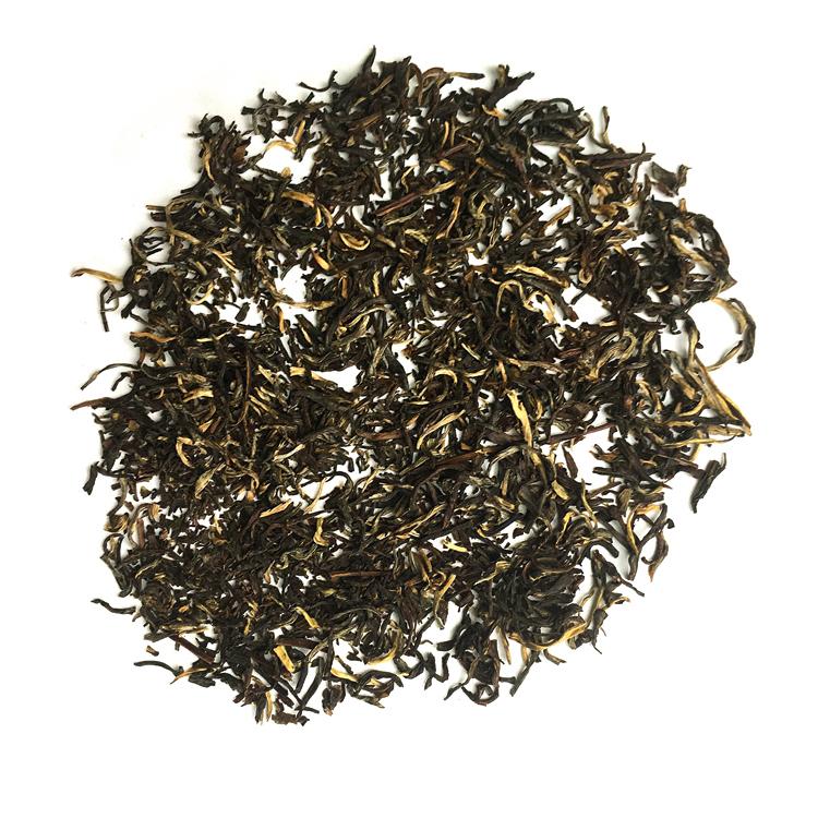 tea leaves manufacturing Chinese yellow tea of high mountain organic - 4uTea | 4uTea.com