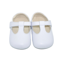 Top grade mary <span class=keywords><strong>jane</strong></span> baby girl T bar witte schoenen