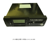 6ch optional Mobile DVR JF-S6 MDVR Car Blackbox Mobile Digital Video Recorder 1080p