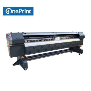 China Best Selling KM512i Head Inkjet Plotter Printer