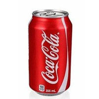 Coca Cola Soft Drinks 330ml Cans, PET Bottle 1.5l / Bottled Carbonated Drinks