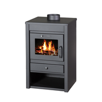 Mini Stainless Steel Wood Burning Pellet Stoves Supply at Best Price