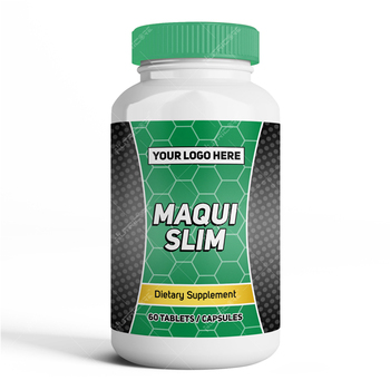 Private Label Maqui Berry Maqui Slim Supplement Capsules