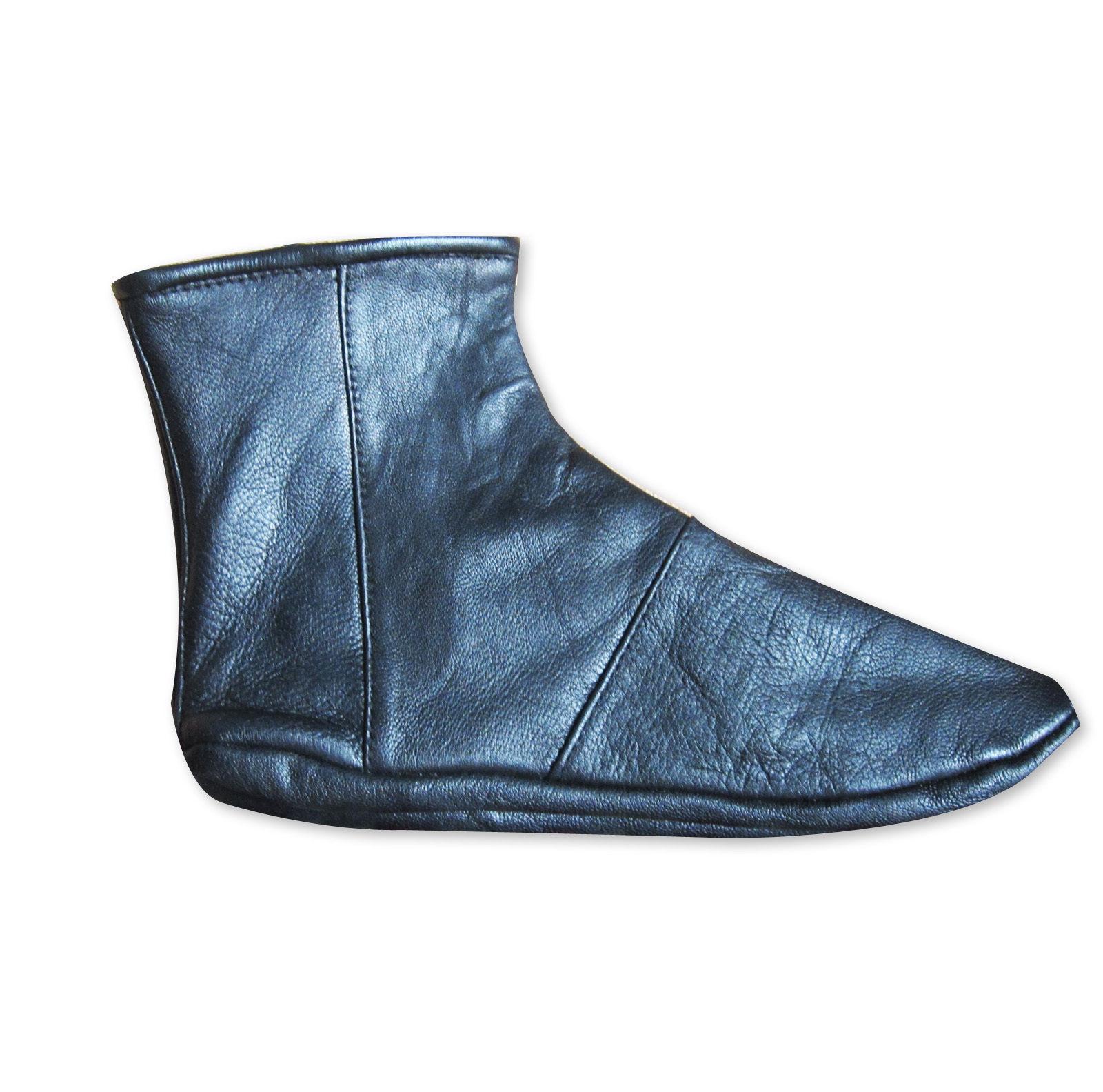кожаные носки купить