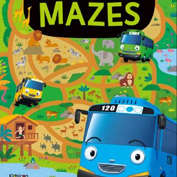 Tayo Anak Buku Buku Anak Permainan Asah Otak Labirin Buku Buy Permainan Labirin Labirin Jagung Labirin Labirin Berarti Buku Anak Anak Asah Otak Teka Teki Kartu Meja Bermacam Macam Mindware Pesta Anak Laki Laki Anak
