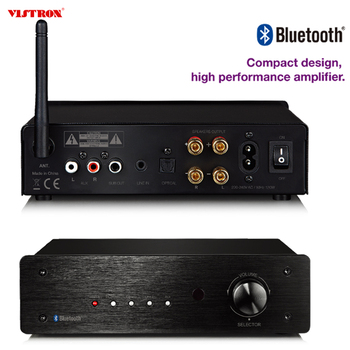 Customizable 100W 200W audio power amplifier home theater use bluetooth stereo amplifier
