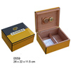 Cigar humidor with Cohiba logo 25ct, model: 0559