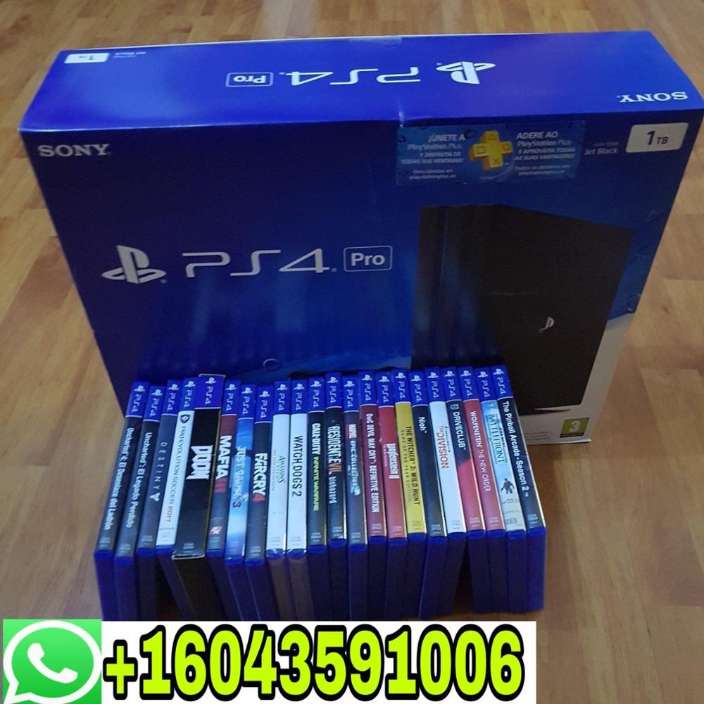 1e7945d48 للطلب PS4 PRO 1TB Console، 15 GAMES & 2 Controllers- sony -whaatsapp +
