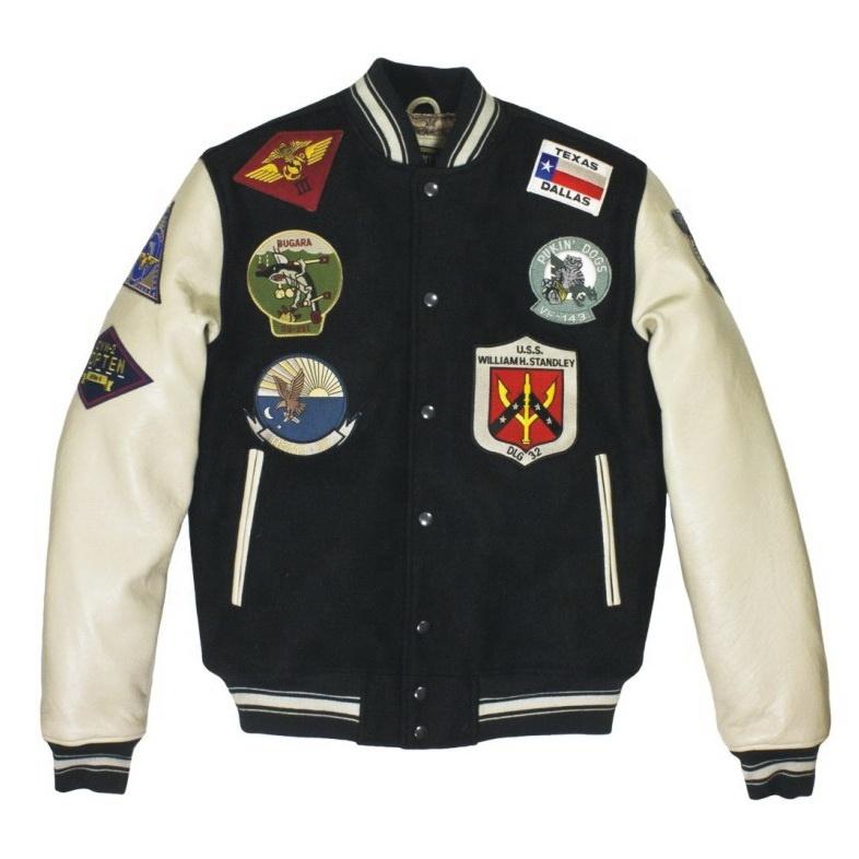 promo code 906a7 9268b Trova le migliori giacca college americani Produttori e ...
