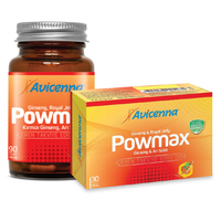 POWMAX Herbal Supplement Big Penis Power Capsules Men Fertility Supplements Suplemento Apigenin Supplement