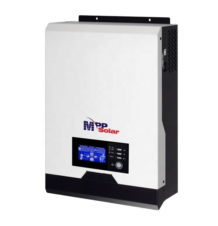 Off Grid Inverter 2400W MPPT PIP-2424MSE1