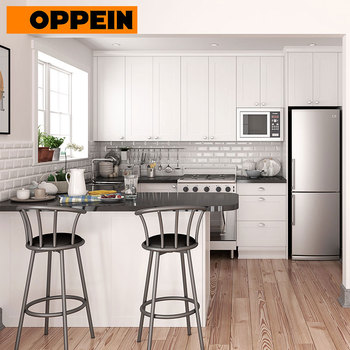 American Style Pvc Film Finished Mdf Kitchen Cabinet Door Kitchens - Buy  Kitchen Cabinet Door,Mdf Cabinet Door,Pvc Kitchen Cabinet Door Product on  ...