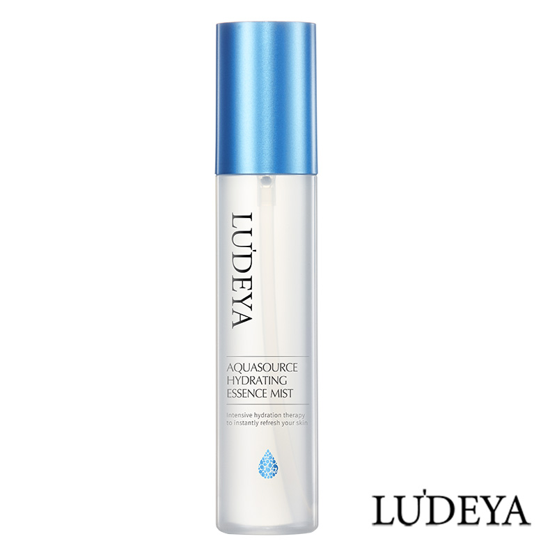 Taiwan Luxe LUDEYA Hydraterende Super Crystal Huidverzorging Spray Water Facial Mist Spray Gezicht Mist Spray 130 ml