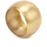 Brass Matt Napkin Rings Suppliers