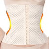 Hexin Last Design Lightweight Plus Size 4 Plastic Bones Body Shaper Waist Trainer Cincher