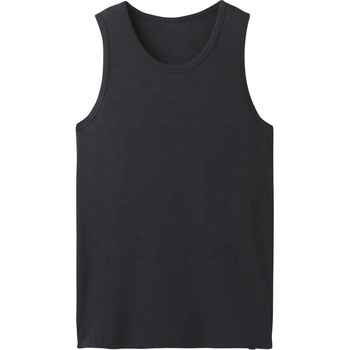 Trebled Blank Gym Men's Stringer Singlet Wholesale