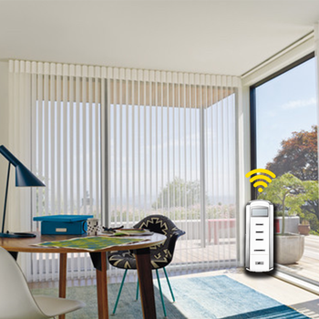 Remote Control Electric Motor For Vertical Blinds Buy