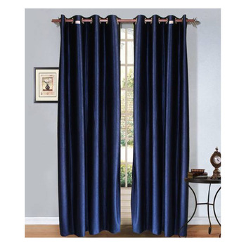 High Quality 100% Cotton Door and Window Curtains