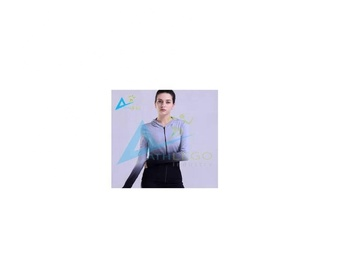Full Zipper Sports Fitness Yoga Jacket