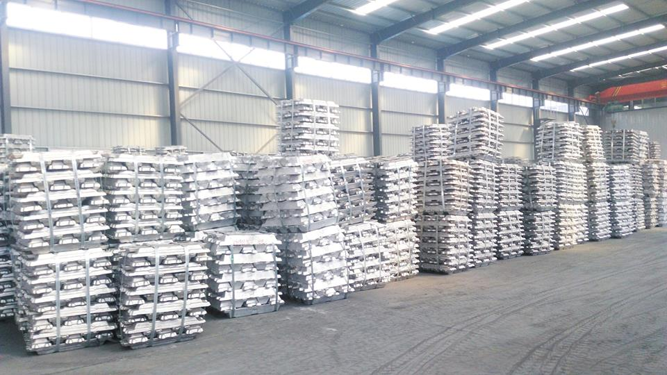 TOP QUALITY ALUMINIUM INGOT 99.9% , A7, A8 Low Cost