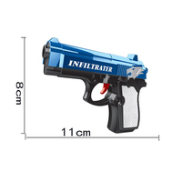 Promotional Gift Cheap small plastic Toy gun For Kids