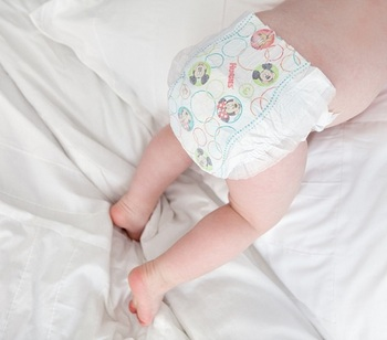 Skin Friendly Infant Baby Diaper