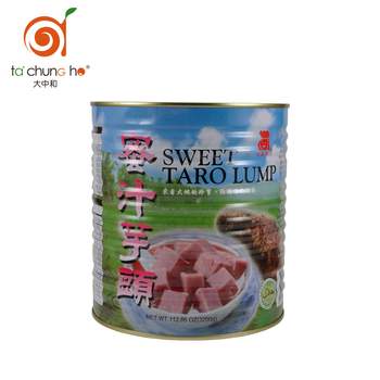 Hot selling sweet 3.2kg TaChunGhO Sweetened Taro