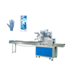 Flow Automatic Disposable Nitrile Medical Surgical Gloves Packing Machine