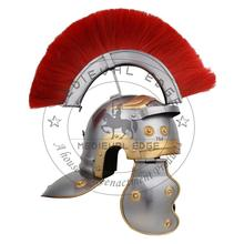 Romeinse Centurion Helm met Rode Pluim Romeinse <span class=keywords><strong>Armor</strong></span>