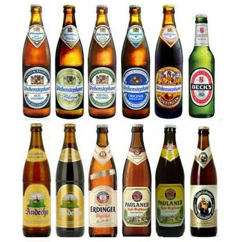 Bitburger Pils (4,8% Alcohol) 4x6x33cl bottles