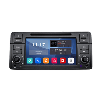 EONON GA9350 Android 9.0 car DVD player cho BMW E46 7 inch autoradio DVD player xe