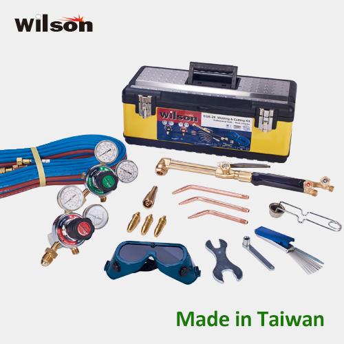 Heavy Duty Welding /& Cutting Torch Combo Set