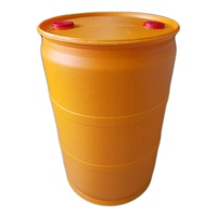 220L Yellow HDPE Plastic Drums for Sale from Malaysia