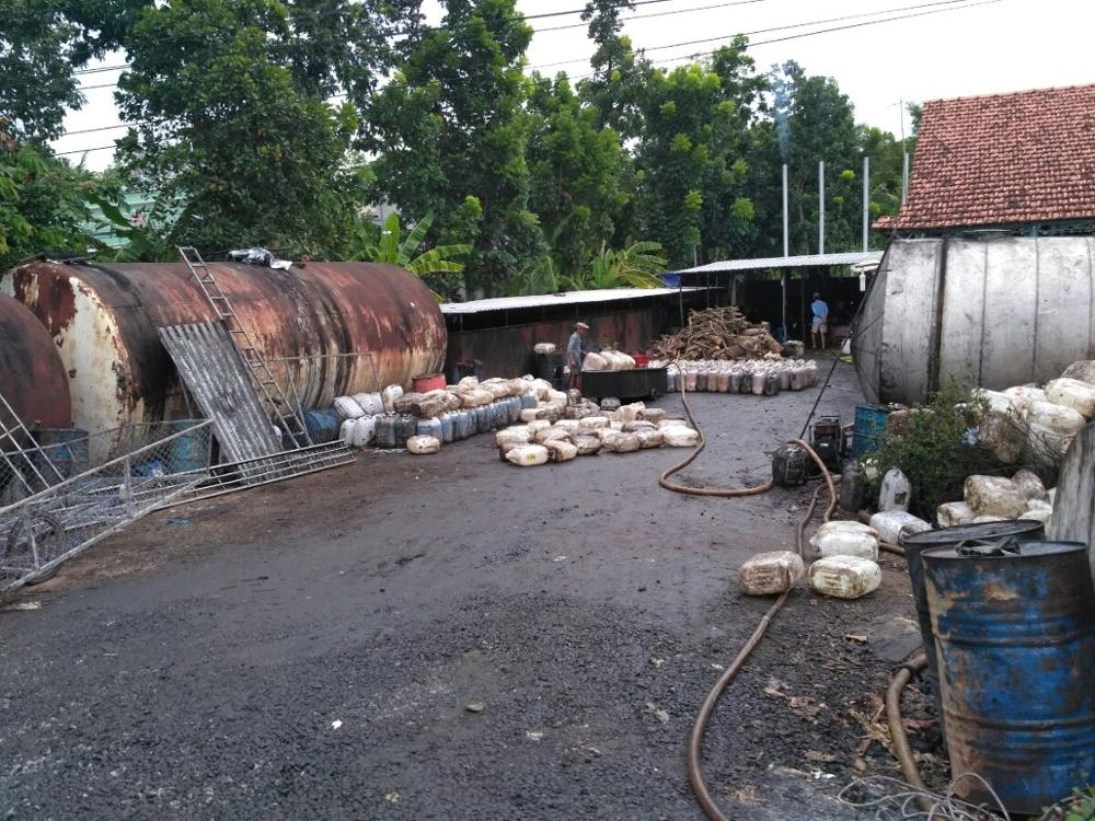 Greatest Quality Crude Pangasius Fish Oil In Vietnam