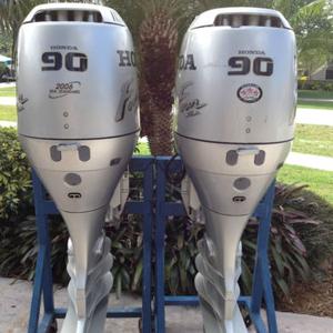 Best Price For Brand New/Used Honda 90HP 4 stroke Outboards Motor