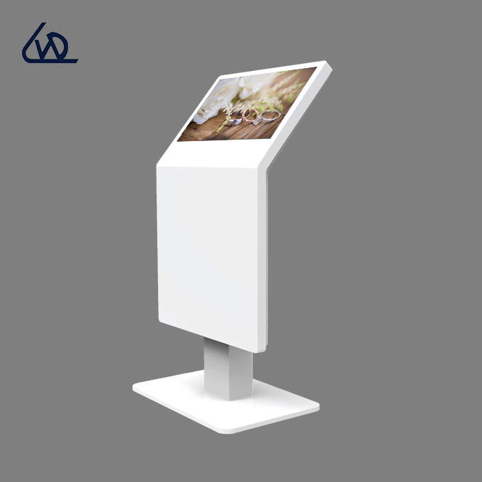 42 inch holographic display kiosk advertising display digital advertising display