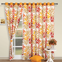 Hot Sale Factory Price 100% Cotton window curtain