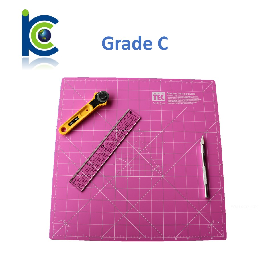 450mm x 300mm rotary cutting mat voor art supplies