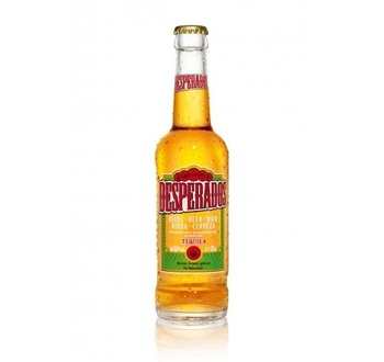 Desperados 24x33cl Beer Buy Desperados Beer Tequila Mexican Beer Product On Alibaba Com